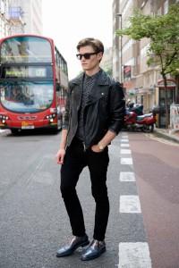 Мужская куртка. Коротко и ясно