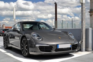 Porsche Carrera S 911. Заветные цифры 911